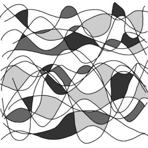 Mind as an ocean - Illustration by Börkur Sigurbjörnsson.