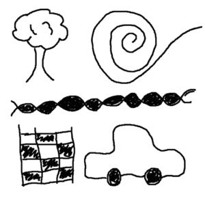 The doodle -- Illustration by Börkur Sigurbjörnsson