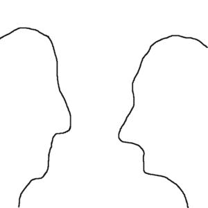 How are you? -- Illustration by Börkur Sigurbjörnsson