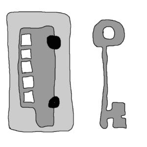 Something is not right -- Illustration by Börkur Sigurbjörnsson