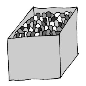 Piedras - Ilustración de Börkur Sigurbjörnsson