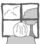 Insomnio - Ilustración de Börkur Sigurbjörnsson