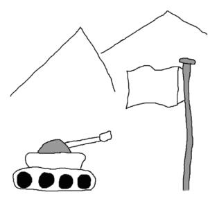Fuego amigo - Ilustración de Börkur Sigurbjörnsson