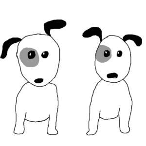 El hombre que susurraba a los perros - Ilustración de Börkur Sigurbjörnsson